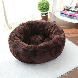 冬季保暖網紅貓咪用品寵物窩貓窩四季封閉式狗窩中小型犬貓狗床墊