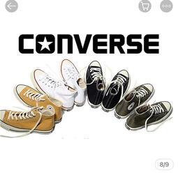 加州陽光-Converse 1970s 男女情侶 帆布鞋 板鞋all star 運動鞋 休閒鞋 滑板鞋 經典奶油頭