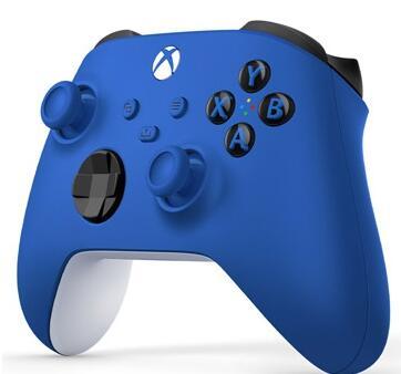 【勁多野-三重】現貨供應   Xbox 新版 無線控制器(衝擊藍)原廠90天保固