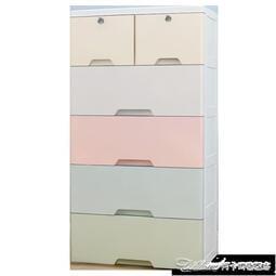 儲物箱特大號加厚塑膠收納箱盒抽屜式收納櫃子多層儲物櫃家用衣服整理箱 阿卡娜