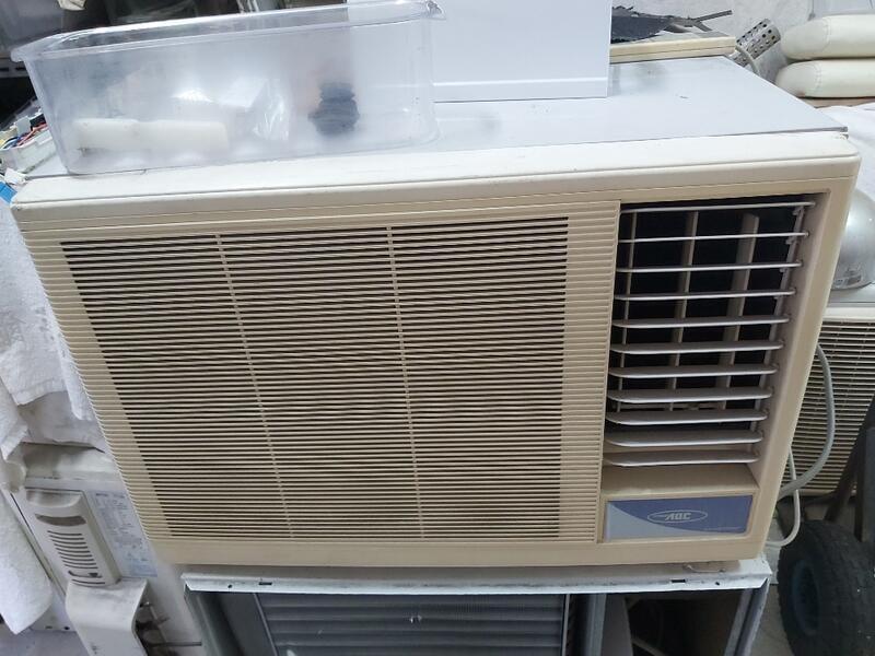 二手中古2.3噸AOC窗型冷氣,保固3個月,請加line帳號chin0290問大戶藥師