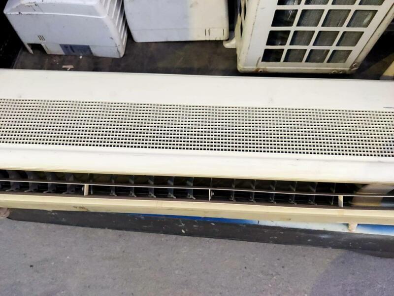 二手中古日立1.8噸分離式冷氣,保固3個月,line帳號chin0290