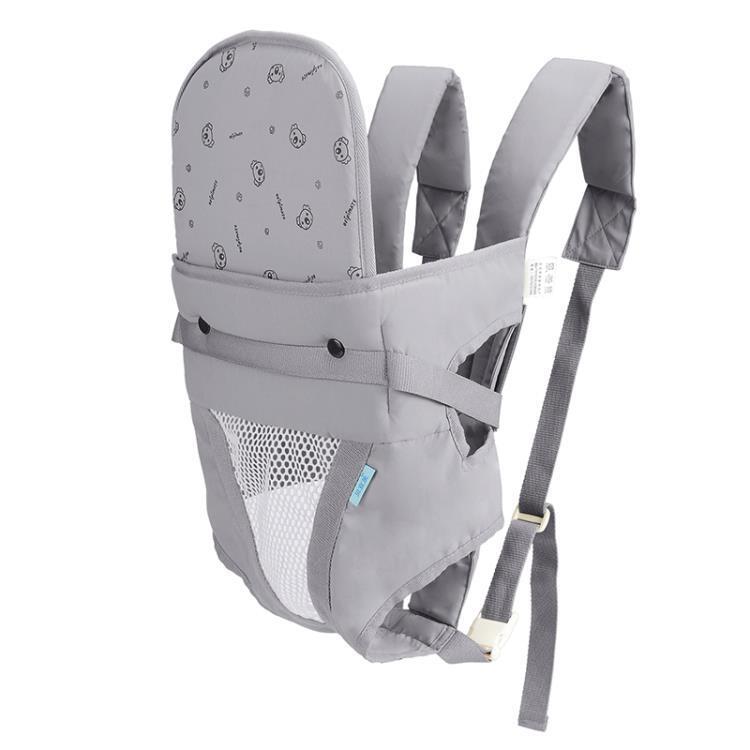 店長推薦 嬰兒寶寶新生兒初生幼兒小孩背帶多功能后背式透氣輕便前抱式背袋