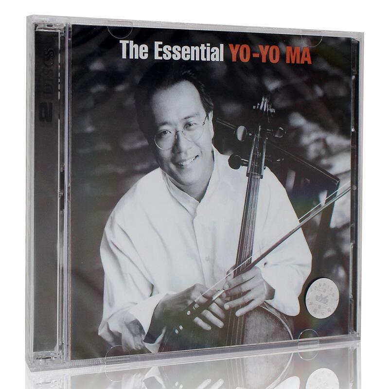 [黑豹CD]正版 馬友友 The Essential Yo-Yo Ma CD 大提琴
