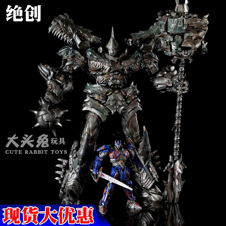 【啟航模型】絕創雕像變形玩具金剛電影 G-creation MTST-01 WRATH鋼鎖 鋼索