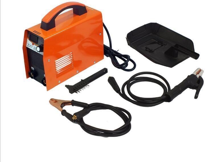 電焊機  氬焊機  ZX7-200 220V雙電壓小型逆變電焊機弧焊機