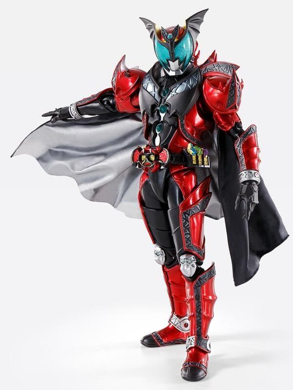 【凱米玩具店】(已結單)預購 2021.08 S.H.Figuarts 真骨彫製法 假面騎士 DARK KIVA