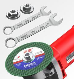 角磨機壓板100通用改裝配件230角磨機改裝螺母150角磨機壓板螺絲