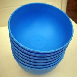 快速出貨 特大號硅膠碗石膏印模材調拌橡皮碗調碗膠碗調面膜碗牙科工具材料
