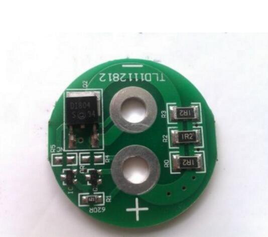 電子產品 超級法拉電容保護板 2.5V保護板 焊好 均衡板 平衡板 限壓電路板