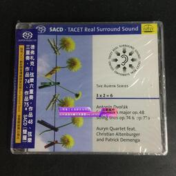 正版TACET S196 德沃夏克 The Auryn Series 弦樂六重奏 SACD