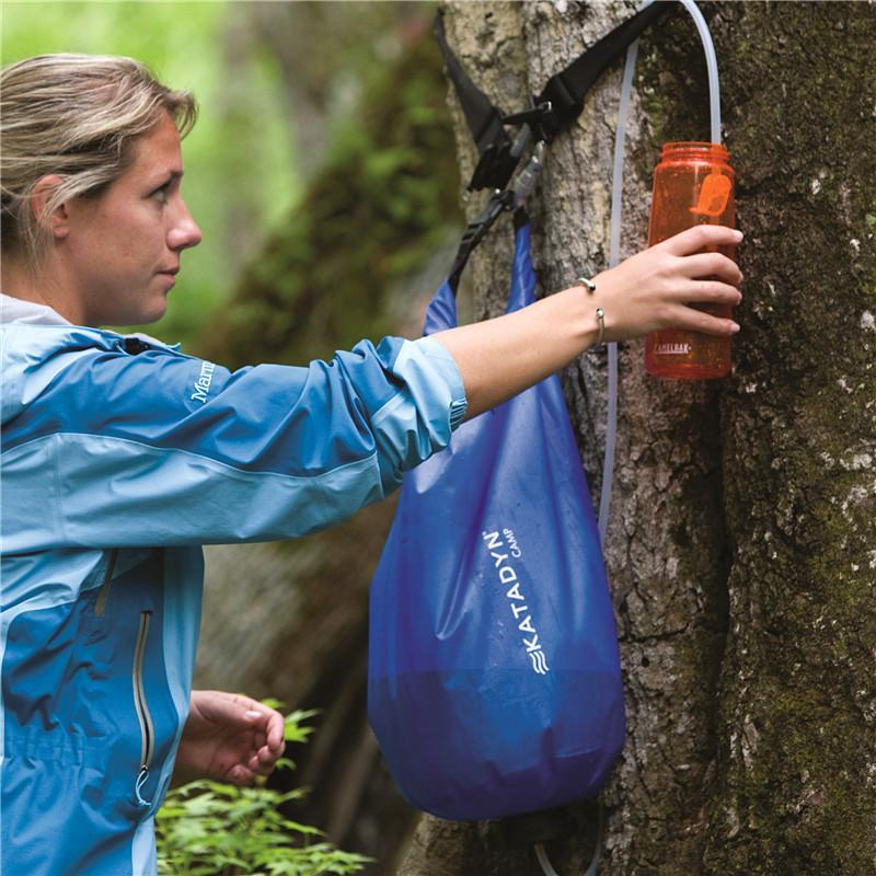 瑞士KATADYN康迪野外隨身凈水器戶外濾水露營釣魚過濾原生物細菌