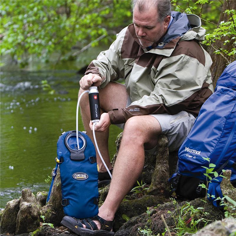 瑞士KATADYN康迪豪華型便攜式凈水器野外求生過濾水器2010000