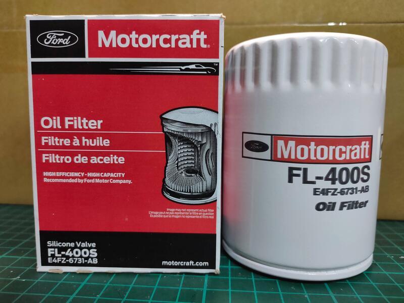 [油虎] FORD 原廠 福特 TAURUS WINDSTAR 3.0/3.8 機油濾芯 機油芯 美國製