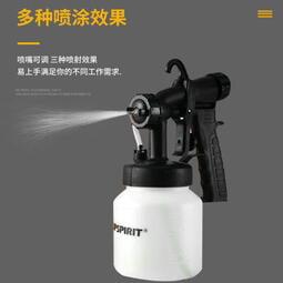 家用多功能高壓電動噴漆槍霧化消毒便攜家裝塗料蛋糕自動噴槍