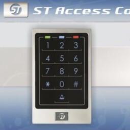 ST觸控式感應讀卡機金屬質感單機型ST-1600S