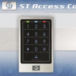 ST觸控式感應讀卡機金屬質感連線型ST-1600N