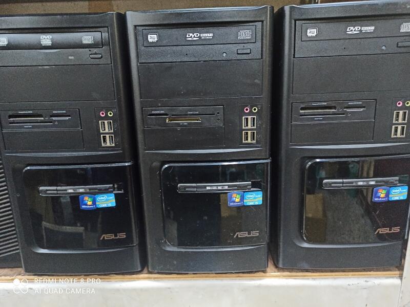 售asus 原廠二手機殼 含80plus 康舒電源 送dvd燒錄機 一咖250 台中可自取