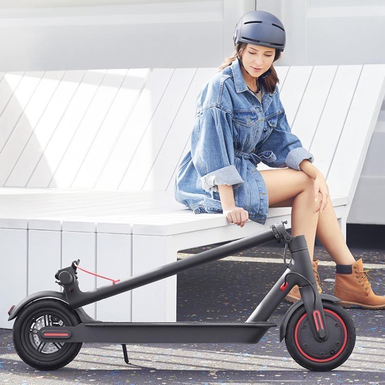 平衡車 小米米家電動滑板車Pro學生便攜折疊代步車迷你電動平衡車體感車--艾薇塔家居