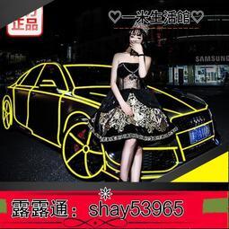 反光貼 (45米)3M汽車反光貼紙車身裝飾條自行車貼夜光反光膜爆裂輪轂改裝--