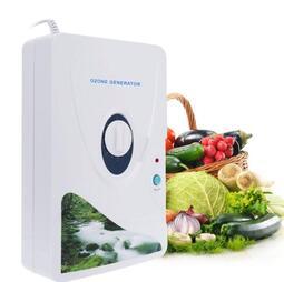 小家電活氧機水果蔬菜清洗機臭氧發生器110V空氣凈化器