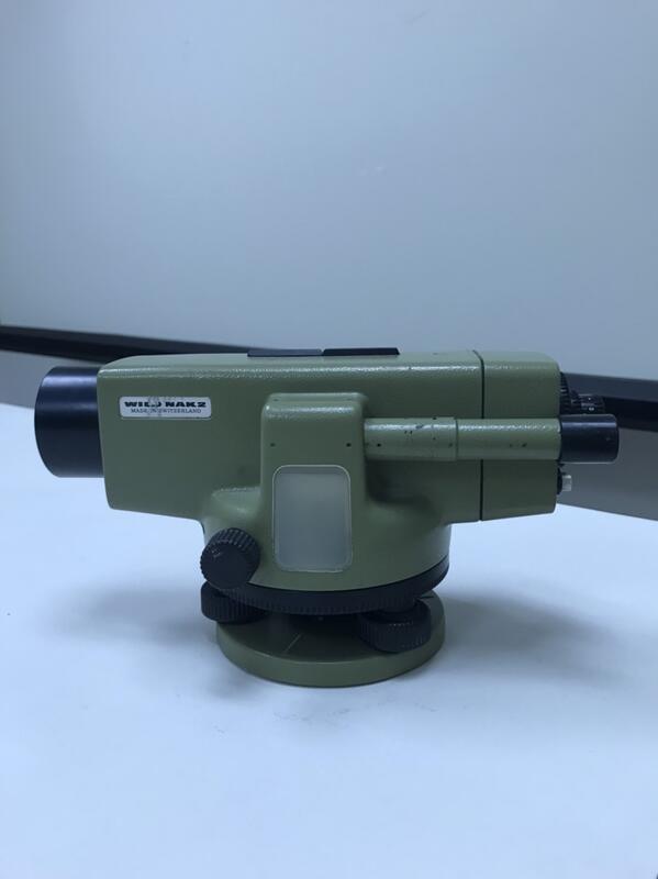 瑞士 Leica NAK2 光學水準儀 (精密光學水準儀 土木測量用水平儀)
