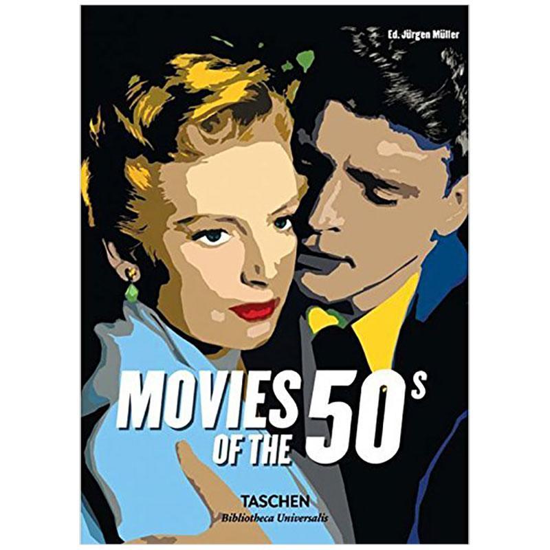 [APPS STORE]正版50年代老電影 Movies of the 50s 全新海報藝術圖書畫冊 畫集 美術集