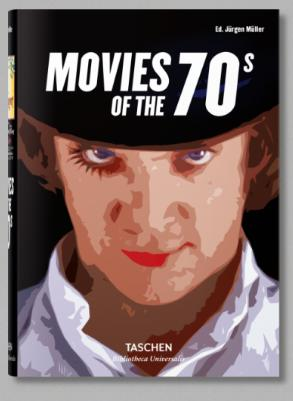 [APPS STORE]正版全新 70年代老電影Taschen圖書館系列 Movies of the 70s