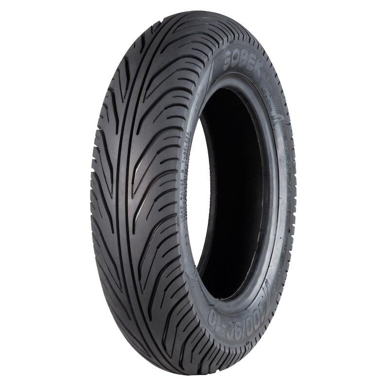 双星輪胎有限公司,索貝克 S1311 130/70-12 強體胎 失壓可以低速行駛
