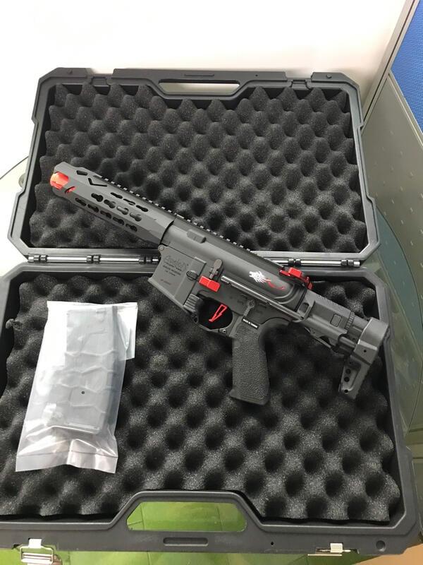 (尋寶基地)AVALON LEOPARD CQB電動槍