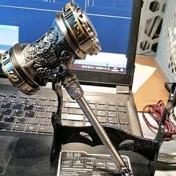 鬥羅大陸昊天錘超大號 超大 特大 玩具武魂武器模型