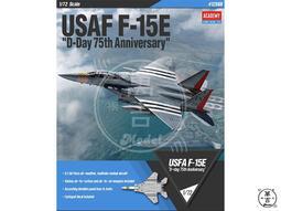 萬吉號 ACADEMY F-15E / D-Day 75th Anniversary/紀念塗裝/新金型