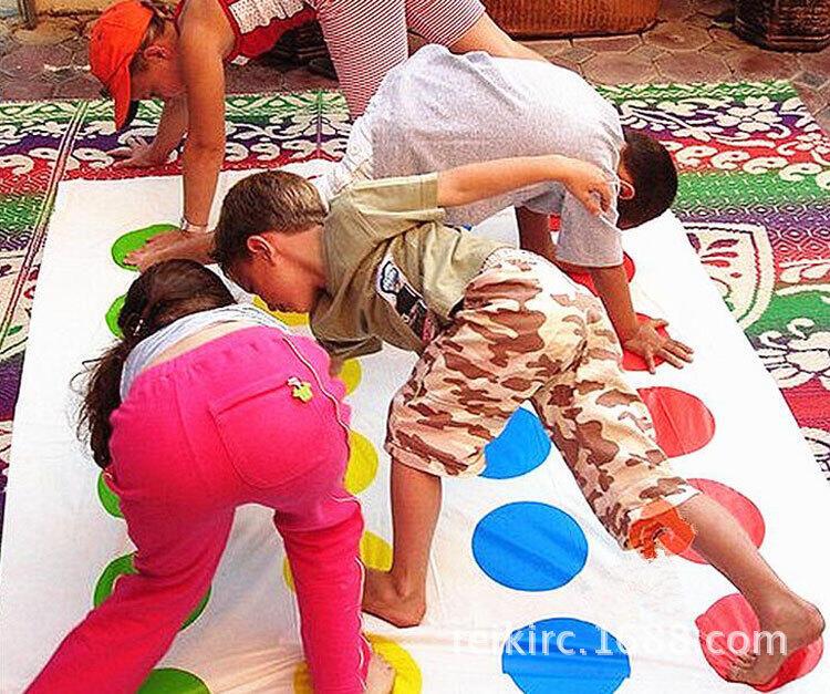 現貨 派對聚會必備遊戲 大人小孩都適合 活絡氣氛📢🤼♂️👣互動式遊戲 轉盤桌遊 扭扭樂 身體協調互動
