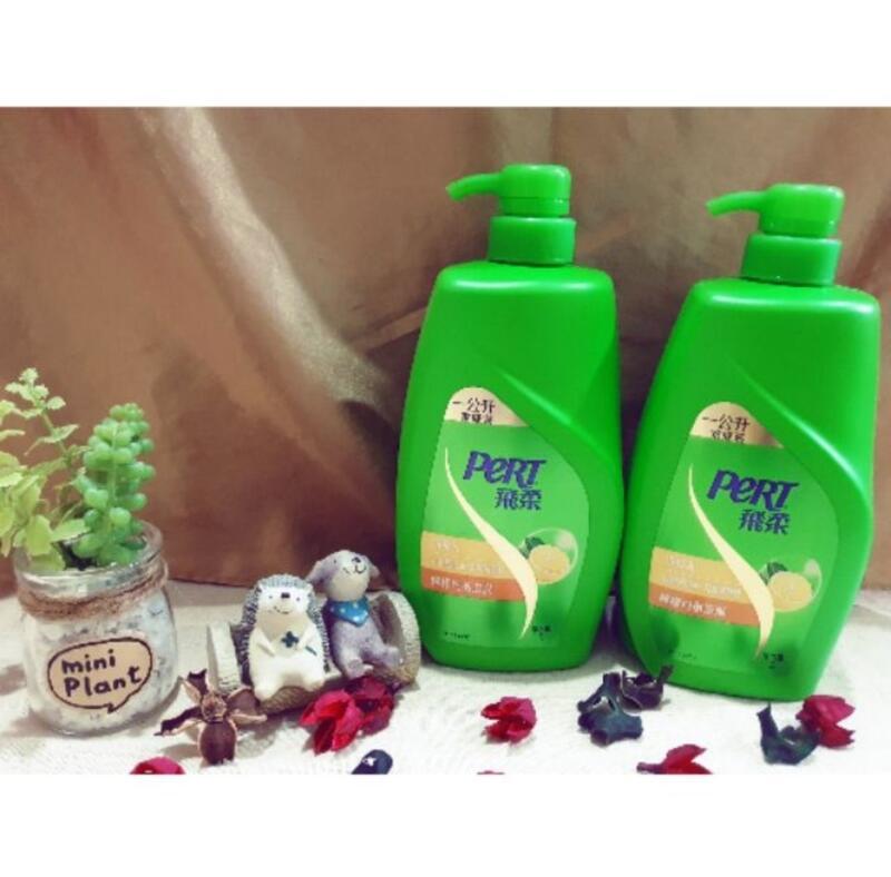 飛柔檸檬均衡滋潤洗髮乳