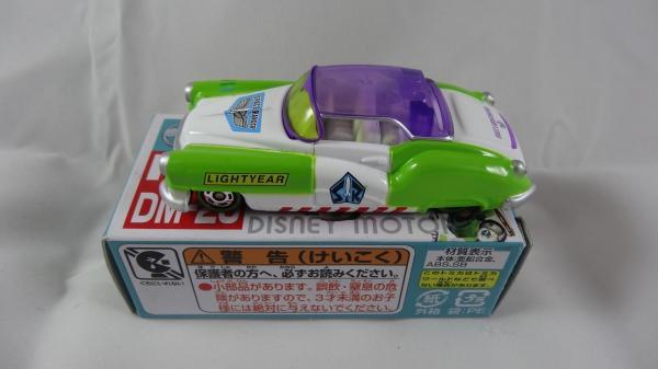 禮物 獎品  TOMICA 多美 x Disney 巴斯光年 夢幻小車 DM-20 TOMICA 玩具總動員 巴斯光年