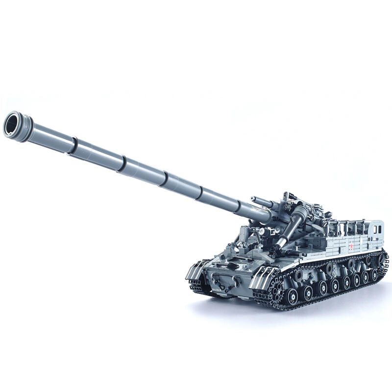 樂高積木坦克模型履帶式大型高難度軍事裝甲車二戰拼裝男孩子玩具