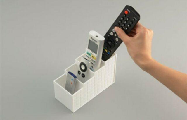 🇯🇵 inomata 多用途 分格 置物盒 搖控器盒 梯形 4格 共2款