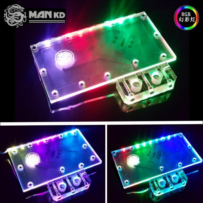 【可開票】顯卡水冷頭公版RTX 3090 3080 NVIDIA 華碩微星七彩虹映眾