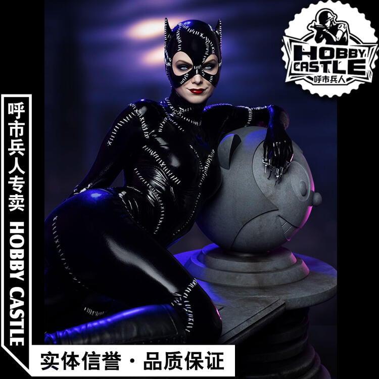 現貨Tweeterhead x Sideshow 1/4 906559 DC經典角色Catwoman貓女雕像