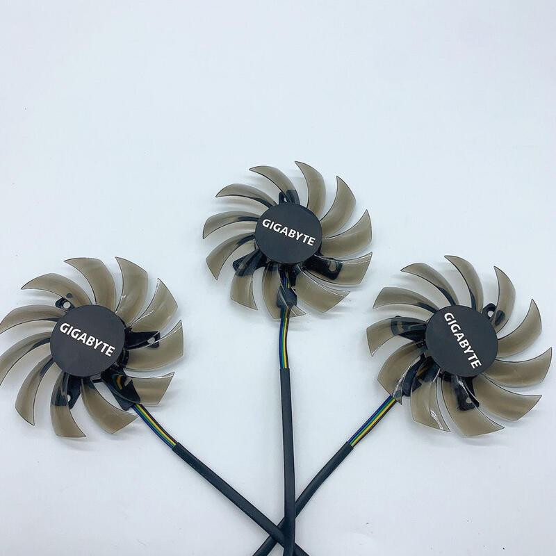Gigabyte技嘉GTX780 GTX770 GTX760 GTX680顯卡3風扇 包郵三風扇