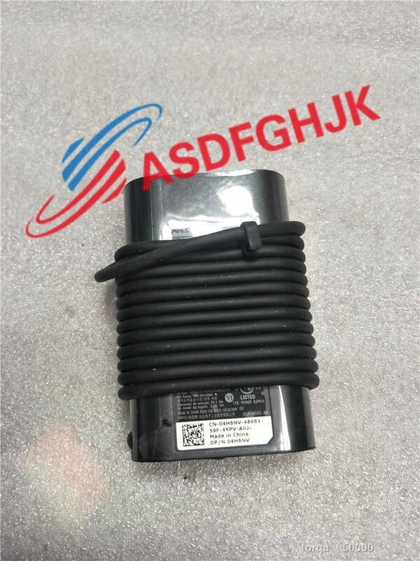 原裝Dell 45w XPS13筆記本電源適配器19.5V2.31A電源線充電4H6NV