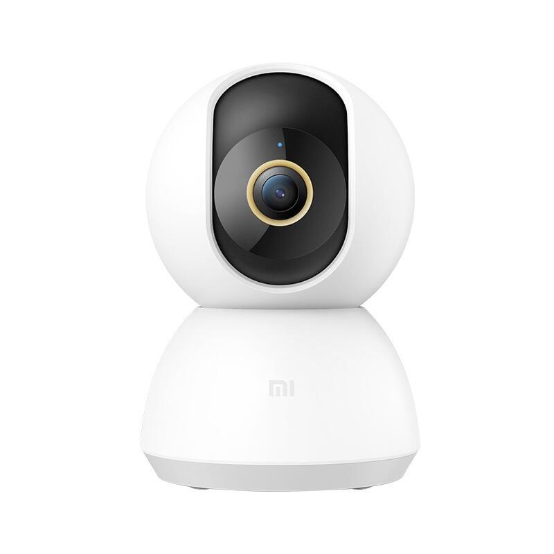 熱銷小米米家智能攝像機雲台版2K版360度全景高清家用網絡監控攝像頭-阿里巴巴