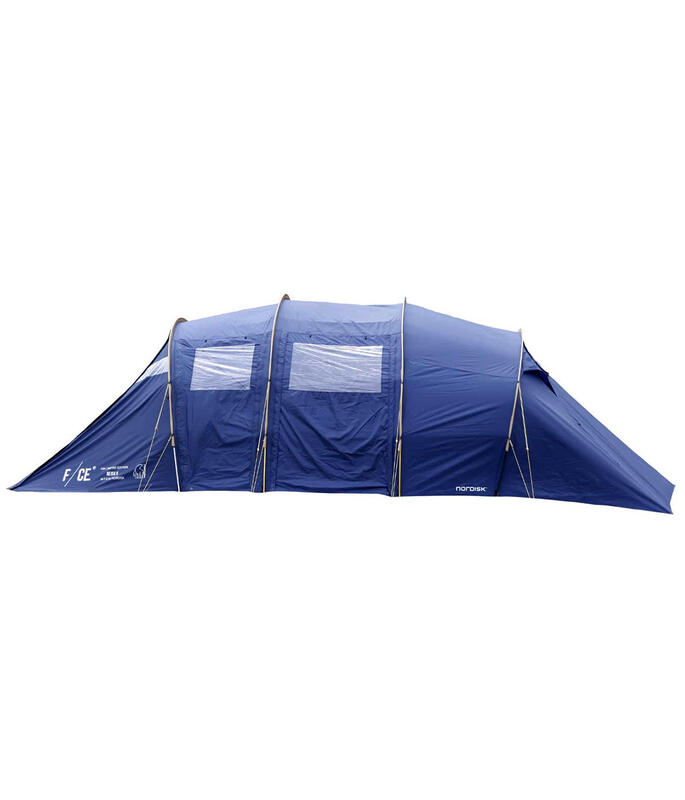 《米開朗戶外》日本代購F/CE.× NORDISK REISA聯名限定戶外露營野營大帳篷6人
