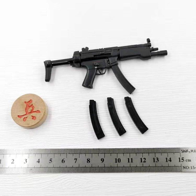 【金牛模玩】老兵1:6 HOTTOYS HT USMC 第26遠征軍 Force Recon MP5模型