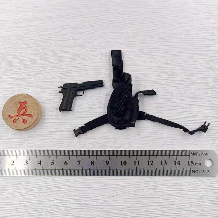 【金牛模玩】老兵1:6 DAMTOYS DAM 93003 黑鷹墜落 三角洲特種部隊 副武器腿掛