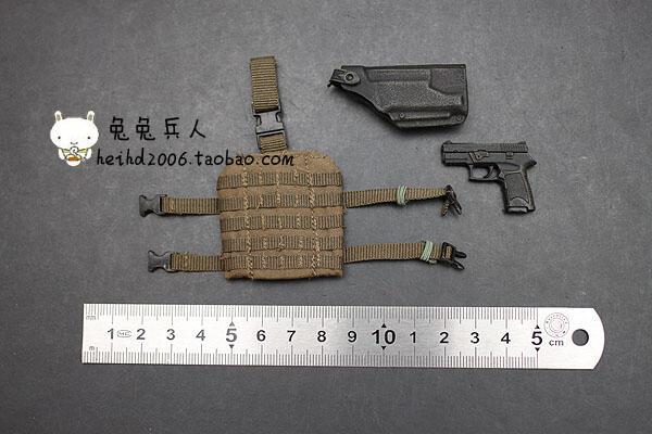 Hot toys HT 終結者T4 反抗軍領袖 約翰康納2.0 1/6腿掛套裝