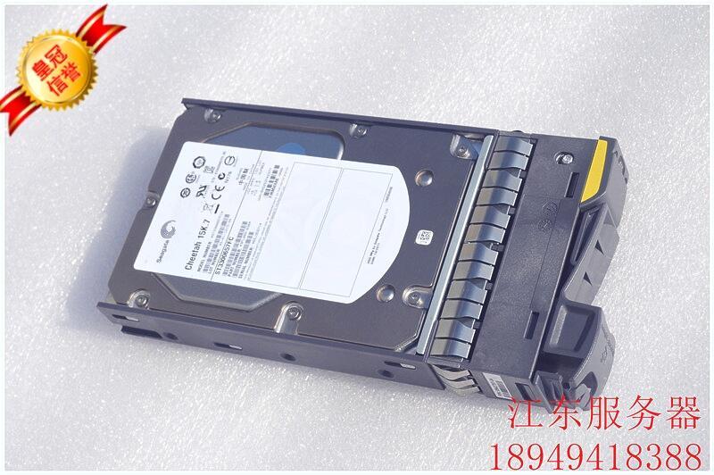 Netapp 300G 15K FC ST3300657FC光纖硬盤108-00156+B4SP-279A-R5