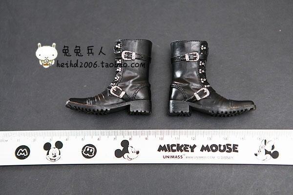 DAM TOYS GK009 黑桃7 Spade 7 Harry 哈里 1/6鞋模型