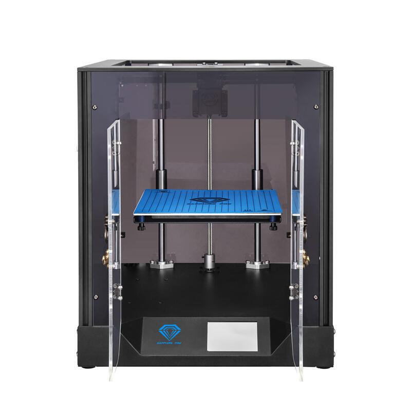 倆棵樹 藍寶石Pro 3d打印機COREXY 高精度大尺寸準工業級桌面級家用FDM創客教育diy