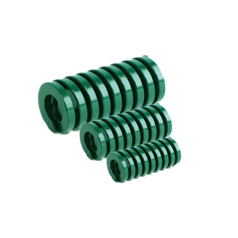 【滿199發貨】代替米思米TH綠色重負荷35*17.5*35/40/50/80/125/150矩形彈簧